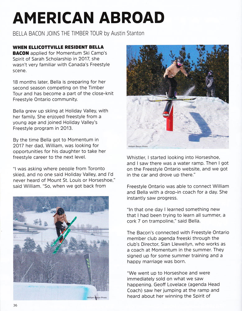 American Abroad page 1