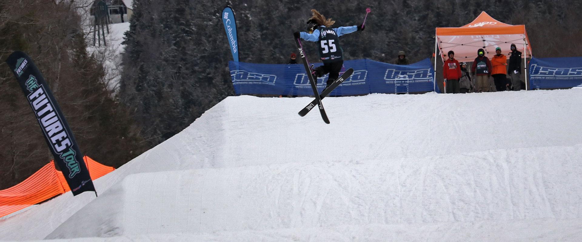 Futures Tour Loon slopestyle